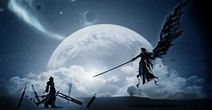 Image result for Space Battle FF7. Size: 308 x 160. Source: www.pinterest.com