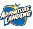 Image result for Adventure Landing Logo. Size: 116 x 100. Source: en.wikipedia.org