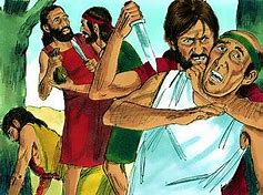 Image result for noah's day violence IN THE BIBLE