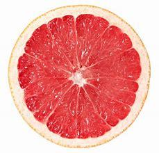 Image result for sliced grapefruit