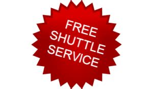 Image result for FREE SHUTTLE SERVICE