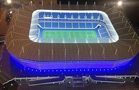 2018 Russia Kaliningrad Stadium