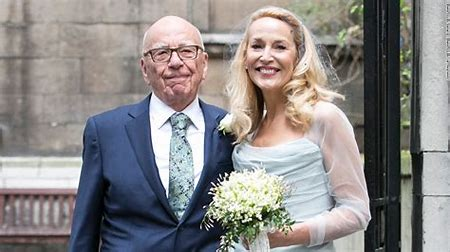 Image result for jerry hall and rupert murdoch