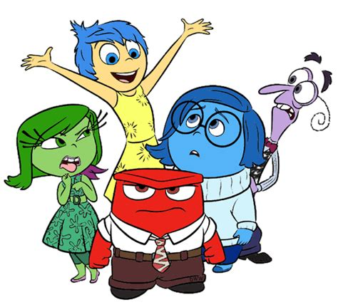 Image result for inside out clipart