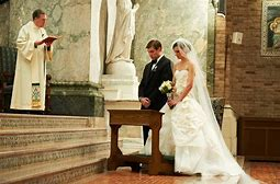 Image result for images catholic wedding