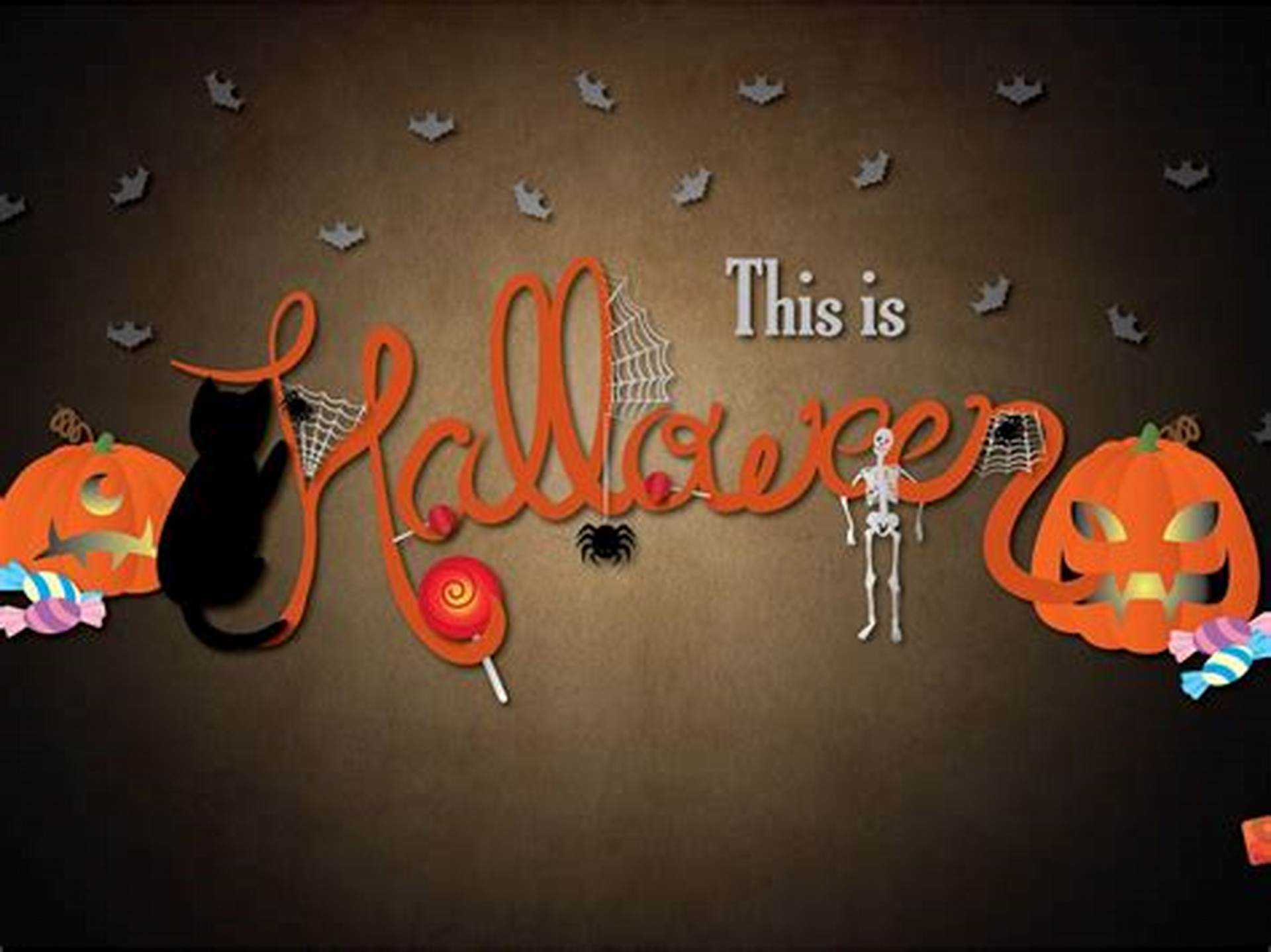 New Cute Halloween Wallpaper dodskypict