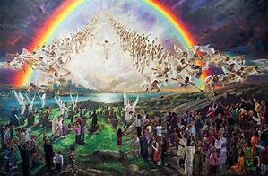 Image result for Jesus Returns to Earth