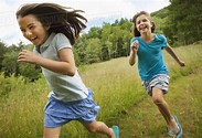 Image result for Royalty Free Picture of Kids Running And Playing