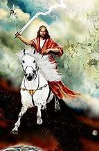 Image result for christ on white horse
