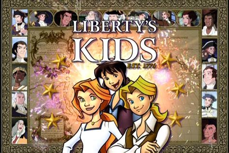 Image result for liberty's kids