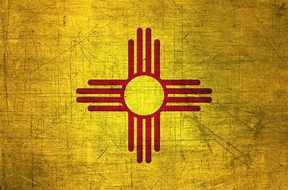 Image result for new mexico flag