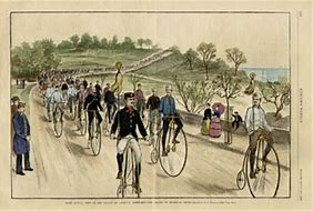 Image result for League of American Wheelman.