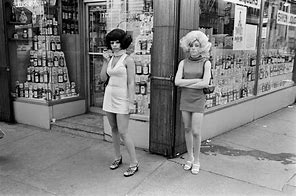 Image result for images hookers new york 50s