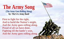 Image result for What Is The Official Army Song?. Size: 260 x 160. Source: www.youtube.com