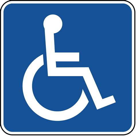 Image result for wheelchair logo