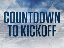 Image result for countdown to football