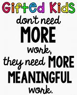 Image result for Gifted Learners