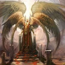 Image result for Was Lucifer a Cherub or Seraph