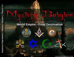 Image result for mystery babylon the great mother of harlots