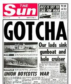 Image result for headline gotcha images