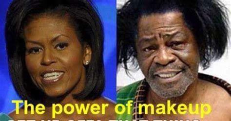 Image result for Michelle Obama Ugly