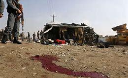 Image result for five killed in attack in afgannistan