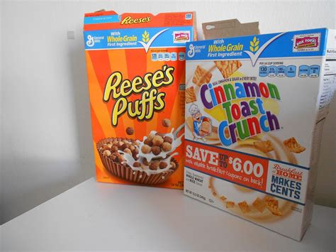 Image result for boxed cereals