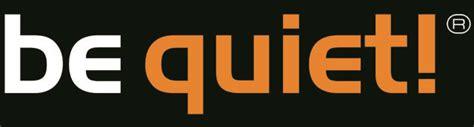 Resultado de imagen de logo be quiet