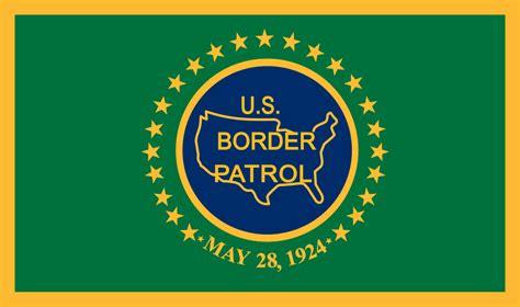Resultado de imagen de logo de la Border Patrol
