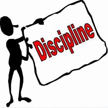 Image result for discipline clipart