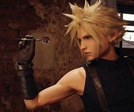 Image result for Who Is Cloud Strife In Final Fantasy Vii?. Size: 191 x 160. Source: www.the-arcade.ie