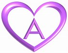 Image result for Heart With a Alphabet. Size: 141 x 109. Source: <a href=