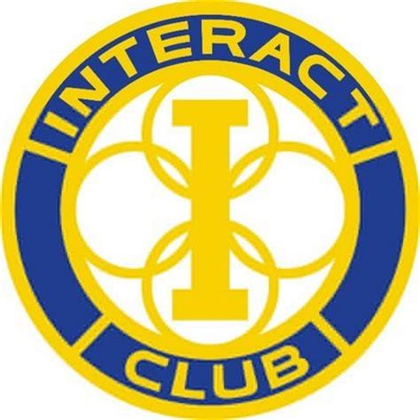Image result for interact club logo