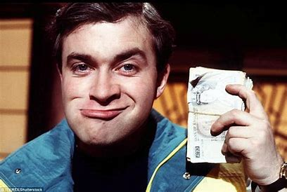 Image result for loadsamoney harry enfield images