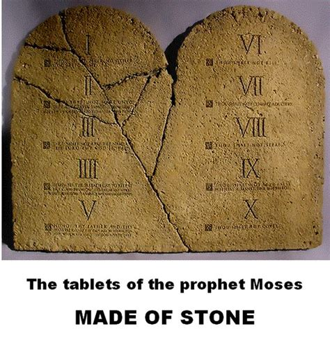 Image result for tablets on stone or  tablets on heart