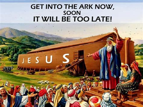 Image result for Get in the ark