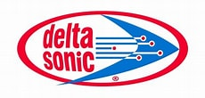 Image result for Delta Sonic logo. Size: 230 x 110. Source: dealspotr.com