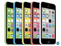 Image result for iPhone 5C Size. Size: 211 x 160. Source: www.phonearena.com