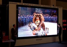 Image result for biggest tv ever made. Size: 227 x 160. Source: moneyexpertsteam.blogspot.com