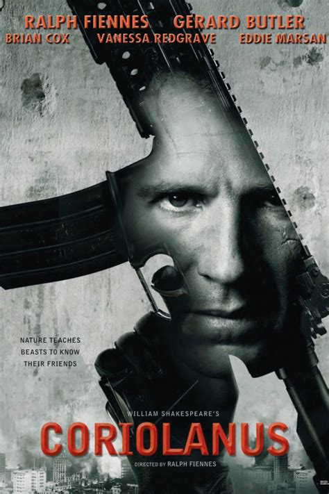Image result for images poster coriolanus movie