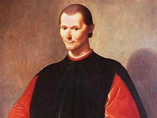 Image result for images machiavelli