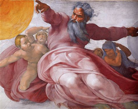 Image result for images god michelangelo ceiling