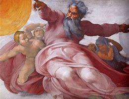 Image result for images god michelangelo ceiling