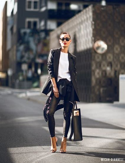 Image result for leather style