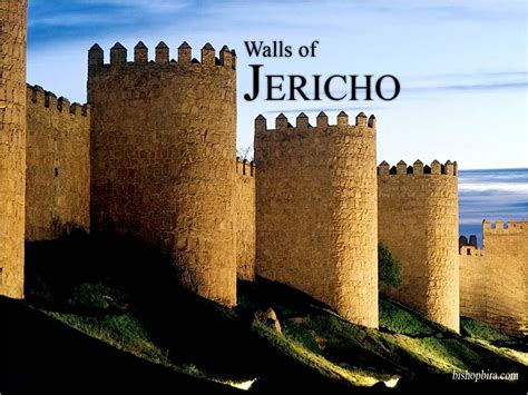 Image result for the walls of jericho