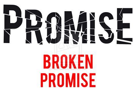 Resultado de imagen de promesa rota