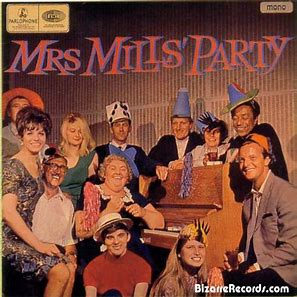 Image result for mrs mills party time images