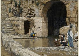 Image result for The water Gate Jerusalem