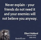 Image result for Quotes Elbert Hubbard