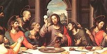 Image result for pictures of seven taking communion